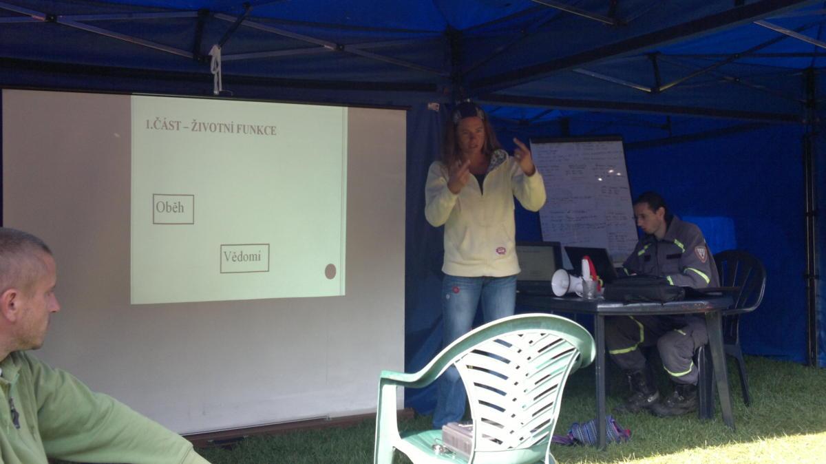 Prohlížíte si fotogarerii k článku Součinnostní cvičení Kras 2011