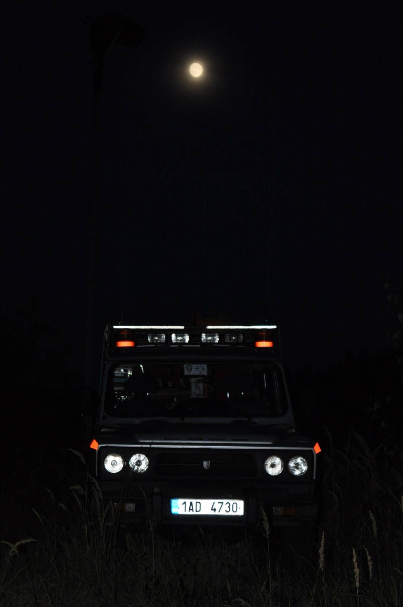 Prohlížíte si fotogarerii k článku Search Patrol - Lost