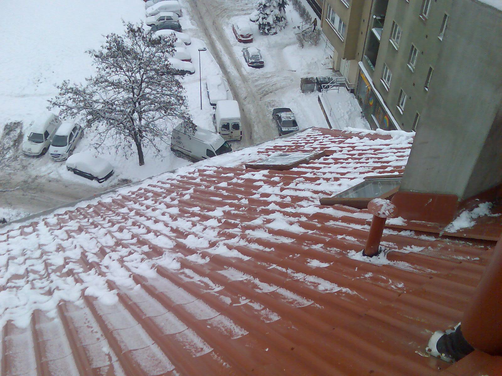 Prohlížíte si fotogarerii k článku Odstraňování sněhu